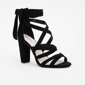 Brand New Torrid Strappy Heels